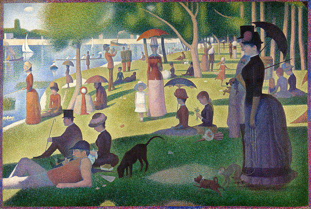 640px-A_Sunday_on_La_Grande_Jatte_Georges_Seurat_1884