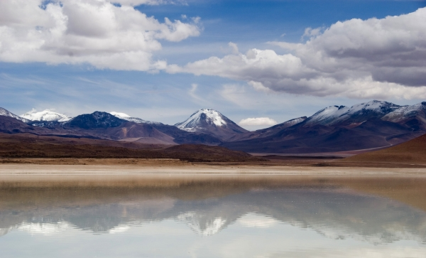 Lagoons of Altiplano Plateau  Bolivian offroad part 2