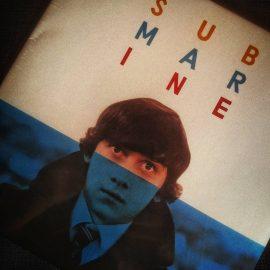 Bday gift from @psilos00 .  Alex Turner's OST for the wonderful Richard Ayoade's film submarine.  #submarine #vinyl #10inches #alexturner #ost #music