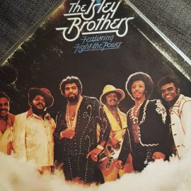 The Isley Brothers –  The Heat is on,  1975. This record is &#x1f4